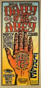 Dally in the Alley Poster, 32nd Annual