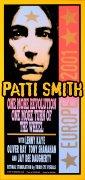 Patti Smith. Europe 2001