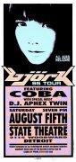 Bjork, 95 Tour