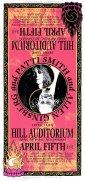 Allen Ginsberg, Patti Smith