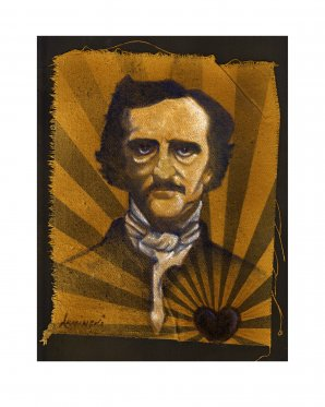Dark Heart, Edgar Allan Poe