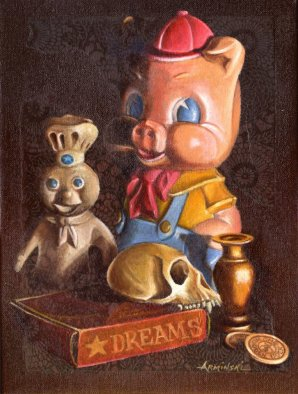 Pig, Doughboy and the box of Dreams