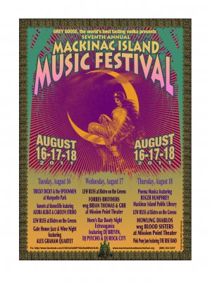 Mackinac Island Music Festival, 2011