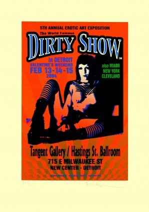 Dirty Show, 5th Annual Erotic Art Exposition