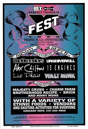 X-Fest, 1993