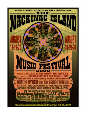 Mackinac Island Music Festival, 2009