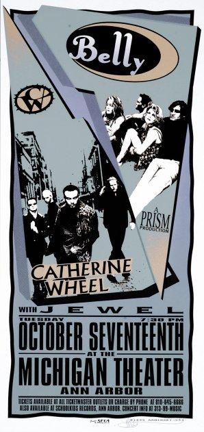 Belly, Catherine Wheel
