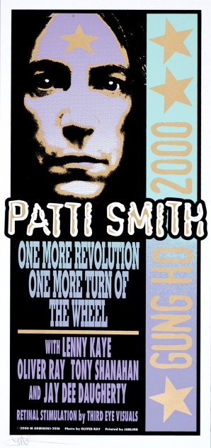 Patti Smith, Gung Ho Tour Merchandise