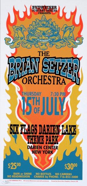 Brian Setzer Orchestra