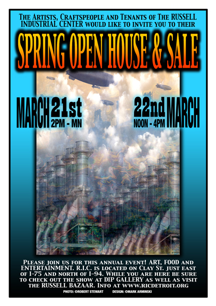 RIC SPRING SHOW SALE
