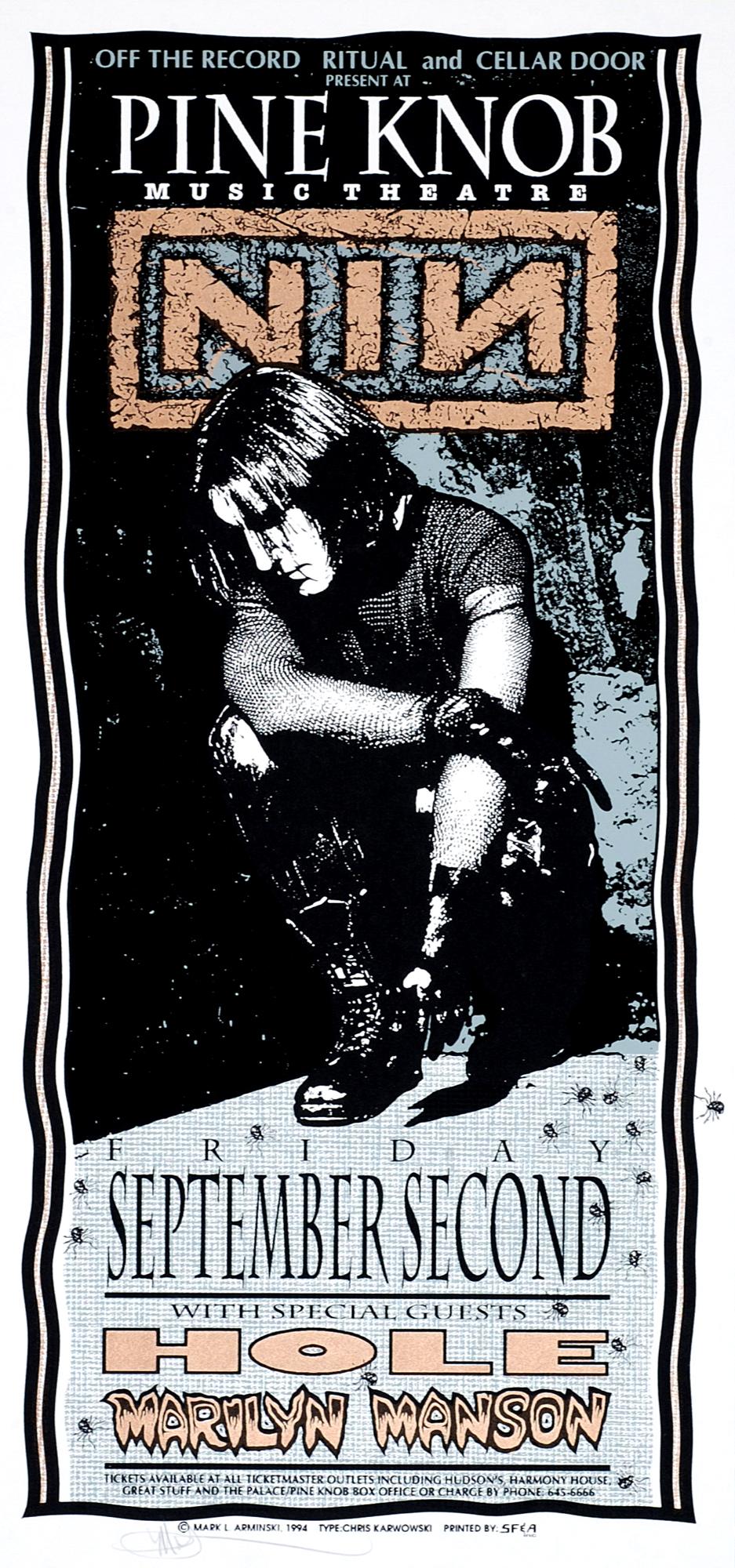 Nine Inch Nails | Mark Arminski