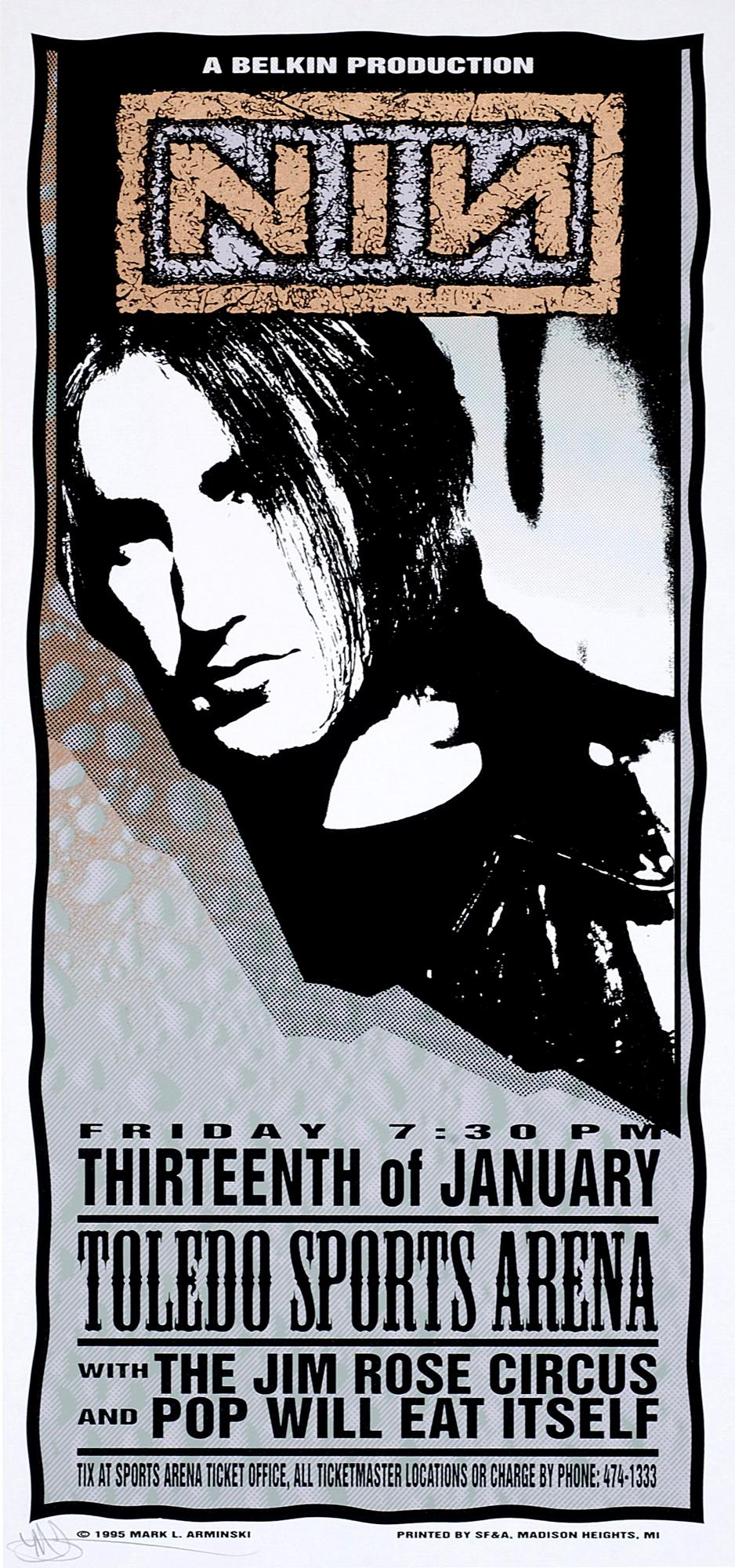 Nine Inch Nails   Mark Arminski